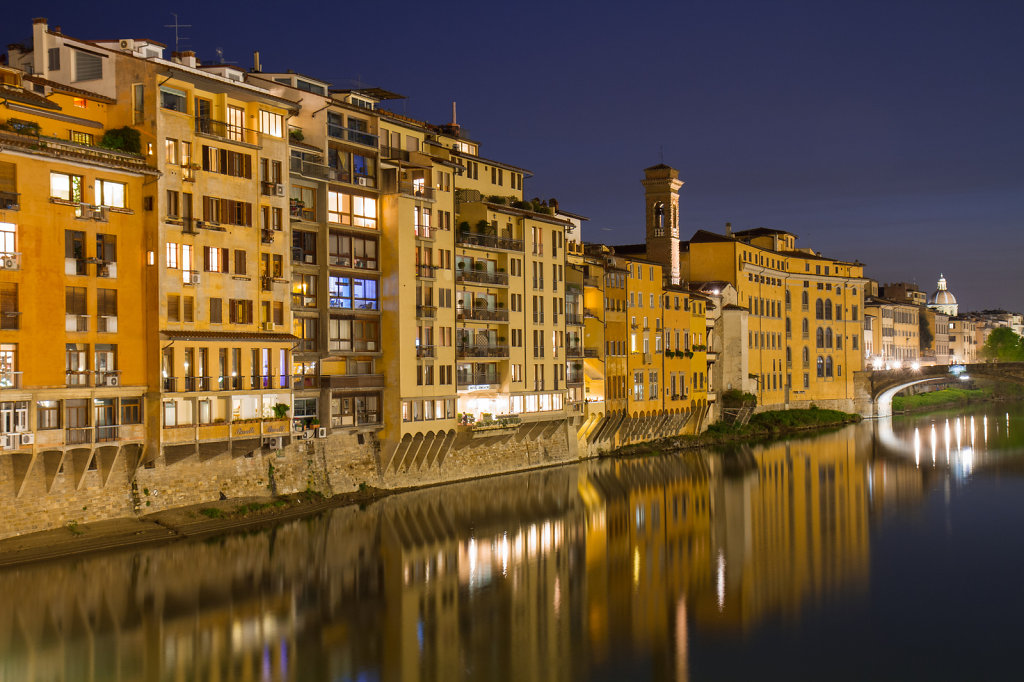 Sight from Ponte Vecchio
